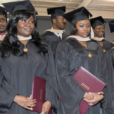 Several Historically Black Universities Set Graduation Records