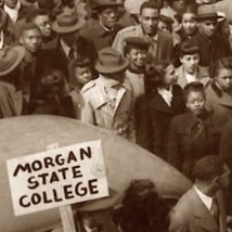 New Exhibit Celebrates Morgan State's Pioneering Role in the Civil Rights Movement