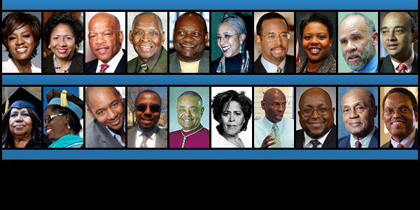 Honorary Degrees Awarded to Blacks in 2012 From the Nation's Highest-Ranked Universities