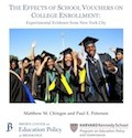 Study Finds Black Students Who Used School Vouchers Are More Likely to Attend College