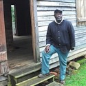 The First College Stop of Joseph McGill's Slave Dwelling Project Tour