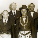 Tulane University Exhibit Documents the History of a Local Black Fraternal Group in Louisiana