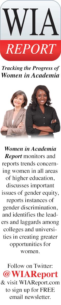 Women In Academia Report