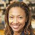 Dr. Dineo Khabele, Obstetrics and Gynecology, in lab at MCN by : Susan Urmy