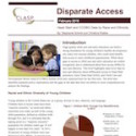 New Study Finds Wide Racial Disparities in Access to Government Child Care Programs