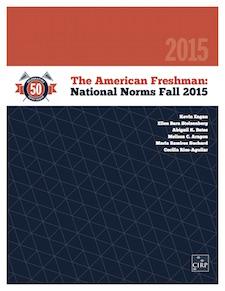 TheAmericanFreshman2015 copy