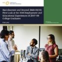 Racial Differences in Employment and Educational Attainment of College Graduates a Decade Later